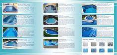 Création de panneau pour les foires de présentation des piscines, de Languedoc piscines, Houari Meschel 34