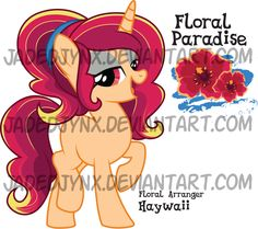 Floral Paradise Auction #1 by JaDeDJynX.deviantart.com on @DeviantArt