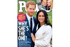 Image result for harry and meghan magazine
