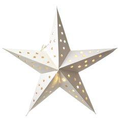 Hanging Star W/Led