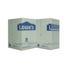 Shop Extruded Polystyrene Foam Board Insulation At Lowes