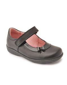 6ea35e3c Start-rite Maria Black Leather Fit F Zapatos Colegiales Niña, Colegiala,  Zapatero,