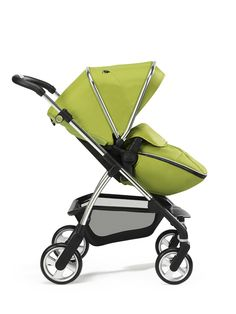 Wayfarer is a compact and lightweight pram and pushchair system built for urban lifestyles. Shown here in fresh and zesty Lime. Traditional Names, Prams And Pushchairs, Dolls Prams, Cute Photography, Travel System, Wayfarer, Baby Strollers, Compact, Lime