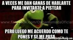 Rana rene, Kermit, mexican humor, spanish