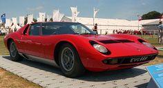 1970 Lamborghini Miura - Goodwood Festival of Speed 2003