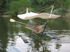 A lake or river in my backyard, so i can have one of these !!!