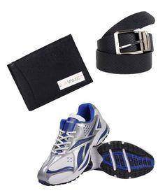 4bba01dc3a230b Puma-Men Sports Shoe   Le Valde-Men - Black Leather Wallet   Le