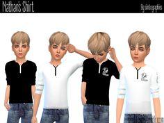 simtographies' Nathan's Shirt
