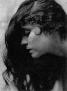 Silent film star Olive Borden, 1920s