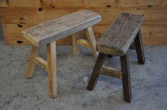 FeelGood Market online:Melk krukje van oud hout