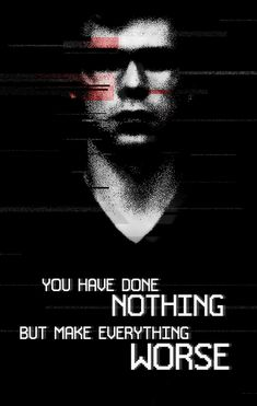 Alex from Marble Hornets. BUT YOU SHOT JAY-
