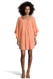 Boutique Sasha Oversize Bell Sleeve Tunic Dress