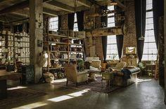 Somewhere I would like to live: Peter Nappi Studio