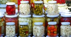 There's a lot of discussion around people's gut health these days. One way to improve it is to add fermented foods to your diet. National Nutrition Month, Medical Weight Loss, Fermented Foods, Gut Health, Health Fitness, Different Recipes, Pickles, Cucumber, Healthy Lifestyle
