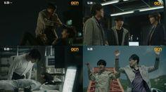 "[HanCinema's Drama Review] ""Duel"" Episode 2"