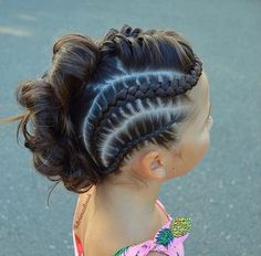 Side braid love this look Hairstyle braid