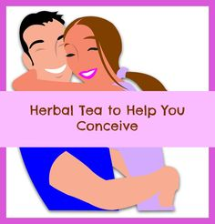 Herbal tea that's designed to boost fertility and increase the chances of conception.