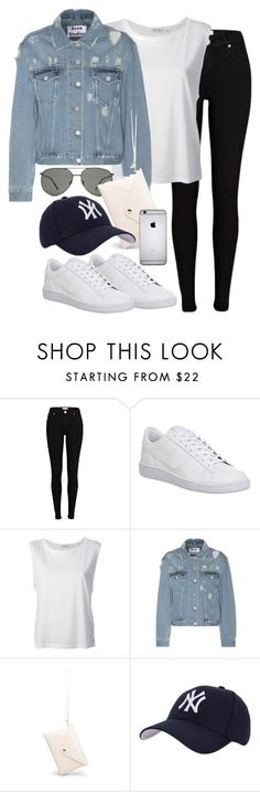 """#"" by bruna-linda-12 on Polyvore featuring moda, River Island, NIKE, Alexander Wang, Acne Studios e Hartford"