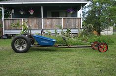 homemade pedal cars - Google Search