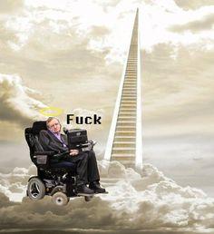 """Stephen Hawking's """"Stairway to Heaven"""""""