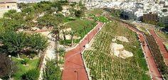 Pasea por el Parque Monte Tossal de Alicante
