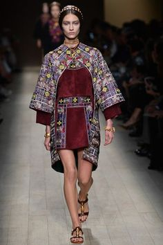 Paris Fashion Week, SS '14, Valentino