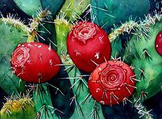 LORI ANDREWS       Watercolor