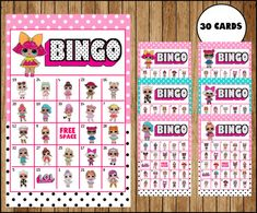 Risultati immagini per monster high free printable bingo 7th Birthday Party Ideas, Sleepover Birthday Parties, Birthday Party Games, Surprise Birthday, 8th Birthday, Ideas Party, Bingo Party, Daughter Birthday, Beach Party Games