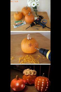 Cute Halloween ideas. Now how can I make them Spooky!