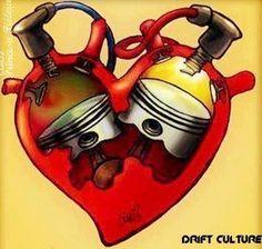 Car Tattoos, Body Art Tattoos, Tatoos, Motor Tattoo, Hot Rod Tattoo, Tattoo Arm, Engine Tattoo, Chevrolet Emblem, Old School Tattoo Designs