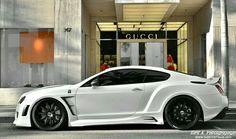 Premier Bentley GT