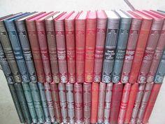 Libros de la colección Crisol. Ed. Aguilar