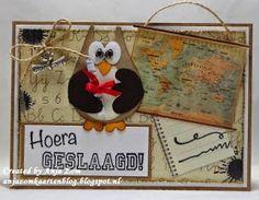 Owl Card, Marianne Design, Digital Prints, Album, Christmas Ornaments, Hosting, Create, Holiday Decor, Social Network