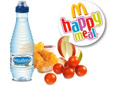Nuestros Productos | McDonald's España  Use site to show comparison & different foods offered for different cultures.