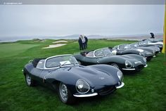 A murmur of 1957 Jaguar XKSS