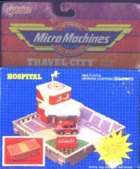Micro Machines hospital