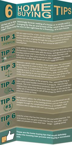 6 Home Buying TIPS- Tip #5, call Laurie McCollough 936-715-4150 or Vickie Hubacek 936-715-4260 @CommBankTexas