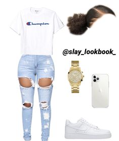 baddie outfits for school Boujee Outfits, Baddie Outfits Casual, Swag Outfits For Girls, Teenage Girl Outfits, Cute Swag Outfits, Cute Comfy Outfits, Teen Fashion Outfits, Dope Outfits, Trendy Outfits