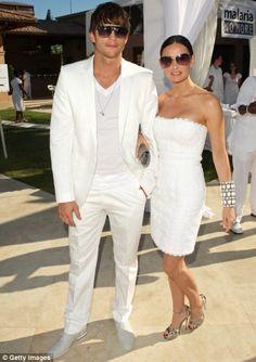 White Outfit for Tara