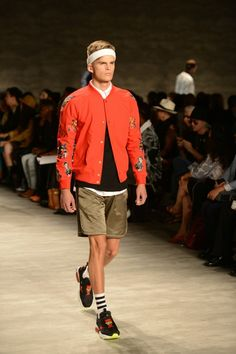 Concept Korea Spring/Summer 2015 Collections | Mercedes-Benz New York Fashion Week | Moda & Estilo