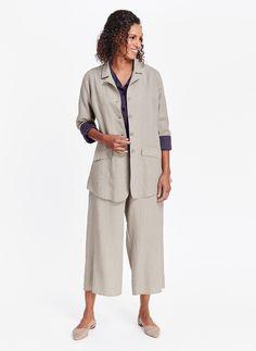 66907675acc FLAX Women s Linen Clothing - ShopFlax.com