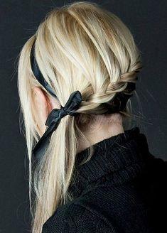 fonott+frizurák+-+fonott+frizura+hajpánttal