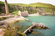 Some of Wales' hardest-to-reach beaches are uncovered in a new book that highlights the UK's hidden treasures Hidden Places, Secret Places, Most Beautiful Beaches, Beautiful Places To Visit, Beautiful Things, Places To Travel, Places To See, Travel Destinations, Anglesey Wales