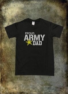 3ed2fe06b0 Proud Army Family Shirts | U.S. Army | Military | Graduation | Boot Camp |  Support | Troops | Group | Custom | Deployment