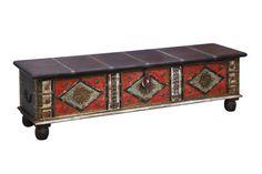 Indian chest Gharam- 160cm Oriental Oriental furniture