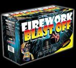 Blast Off Barrage. To buy this firework or view the video visit http://pyrotexfireworx.co.uk/buyfireworks/Fireworks-for-Sale-Blast-Off