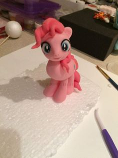 pinkie pie cake tutorial