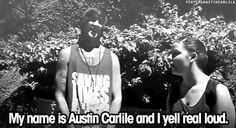 austin carlile quotes | gif quote scream austin carlile yell ashestoanthems •
