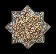 Tile Art, Mosaic Art, Mosaic Tiles, Islamic Art Pattern, Pattern Art, Motifs Islamiques, Arabesque Pattern, Zentangle, Antique Tiles