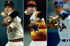"Lynn Nolan Ryan, Jr. (born January 31, 1947), Refugion, TX nicknamed ""The Ryan Express"", is a former Major League Baseball pitcher and chief executive officer (CEO) of the Texas Rangers. He is currently an executive adviser to the owner of the Houston Astros."